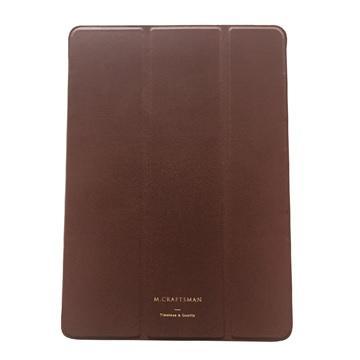 "【iPad Pro 10.5""】M.CRAFTSMAN 極輕薄保護套-棕 DT(L)iPP10.5-BR"