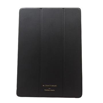 """【iPad Pro 10.5""""】M.CRAFTSMAN 極輕薄保護套-黑"""