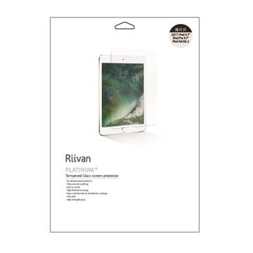 "【9.7""】Riivan iPad鋼化玻璃抗油汙保護貼"