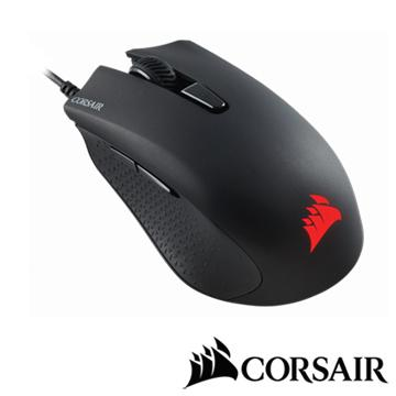 CORSAIR HARPOON RGB電競光學滑鼠