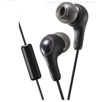 JVC HA-FX71M耳塞式耳機麥克風-黑