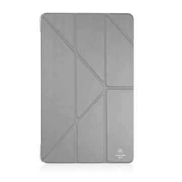 "【iPad Pro 10.5""】JTL多角度折疊皮套-灰 N PRO10.5""灰"