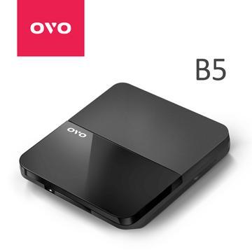 【福利品】OVO 4K四核心影音智慧電視盒