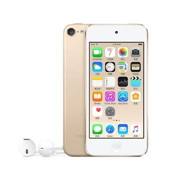 【128GB 】iPod touch 6TH 金色