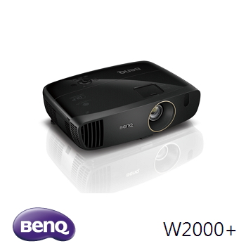 BenQ 明基 W2000+ Full HD側投導演投影機