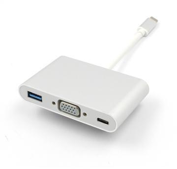 ATake Type-C/USB/VGA轉接器
