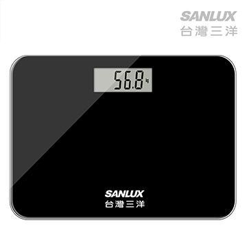台灣三洋迷你數位體重計