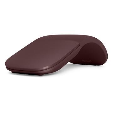 微軟Surface Arc Mouse(酒紅)