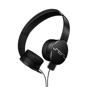 Sol Republic Tracks HD2耳罩式耳機-經典黑