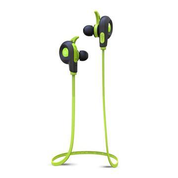 BlueAnt PUMP Lite藍牙運動耳機-蘋果綠