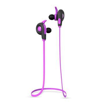 BlueAnt PUMP Lite藍牙運動耳機-夢幻紫