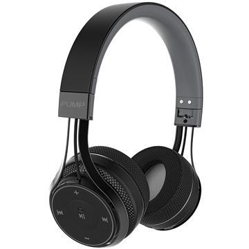 BlueAnt PUMP Soul 耳罩式藍牙耳機-經典黑