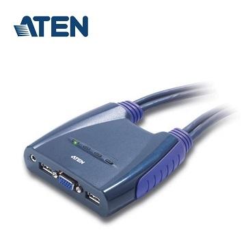 ATEN CS64US 4埠USB KVM多電腦切換器