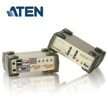 ATEN CS1732B 2埠KVMP旗艦型多電腦切換器