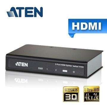 ATEN VS182A 2埠HDMI影音分配器