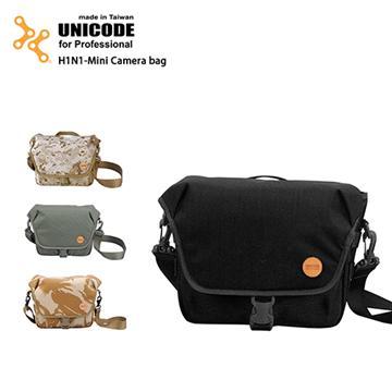 UNICODE 輕旅行相機包 H1N1-Mini 經典黑