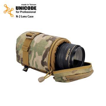 UNICODE Lens Case 模組鏡頭袋 N-2 多地型迷彩