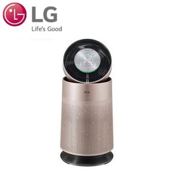 LG 360度空氣清淨機(玫瑰金色) AS601DPT0