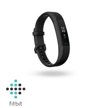 【S】Fitbit Alta HR 心率監測手環-消光黑