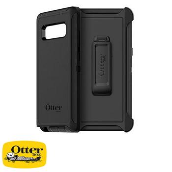 【Galaxy Note 8】OtterBox Defender 防摔殼 - 黑色