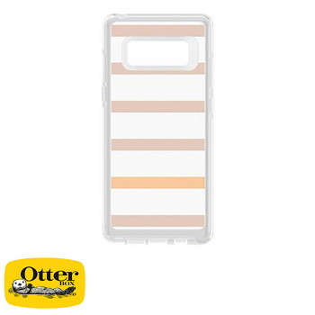 【Galaxy Note 8】OtterBox Symmetry Clear 防摔殼 77-55943