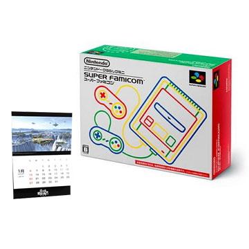 【限量綑綁組日版】Nintendo Super FAMICOM 經典迷你超級任天堂主機