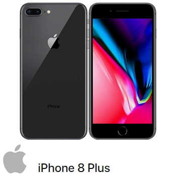 【64G】iPhone 8 Plus 太空灰