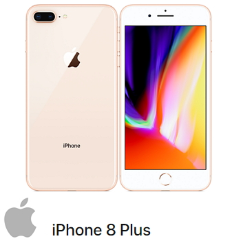 【64G】iPhone 8 Plus 金色