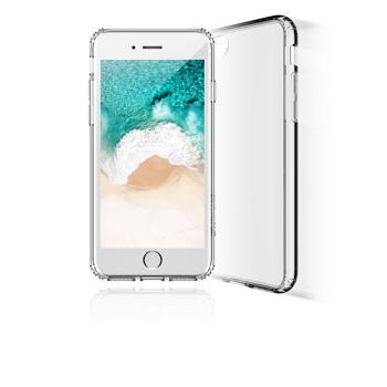 【iPhone 8 / 7 】 JTLEGEND 雙料減震保護殼-透明
