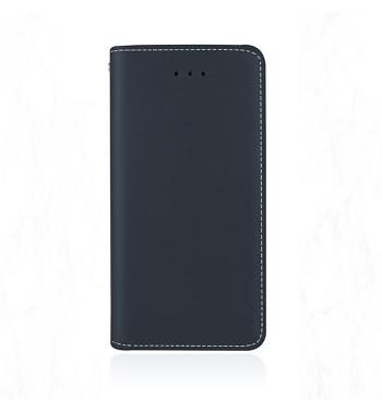 【iPhone 8 / 7 】 JTLEGEND 設計師款側掀皮套-深藍 設計側掀皮套-深藍-I8