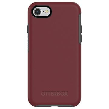 【iPhone 8 / 7】OtterBox Symmetry防摔殼-紅