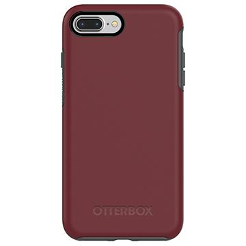 【iPhone 8 Plus / 7 Plus】OtterBox Symmetry防摔殼-紅