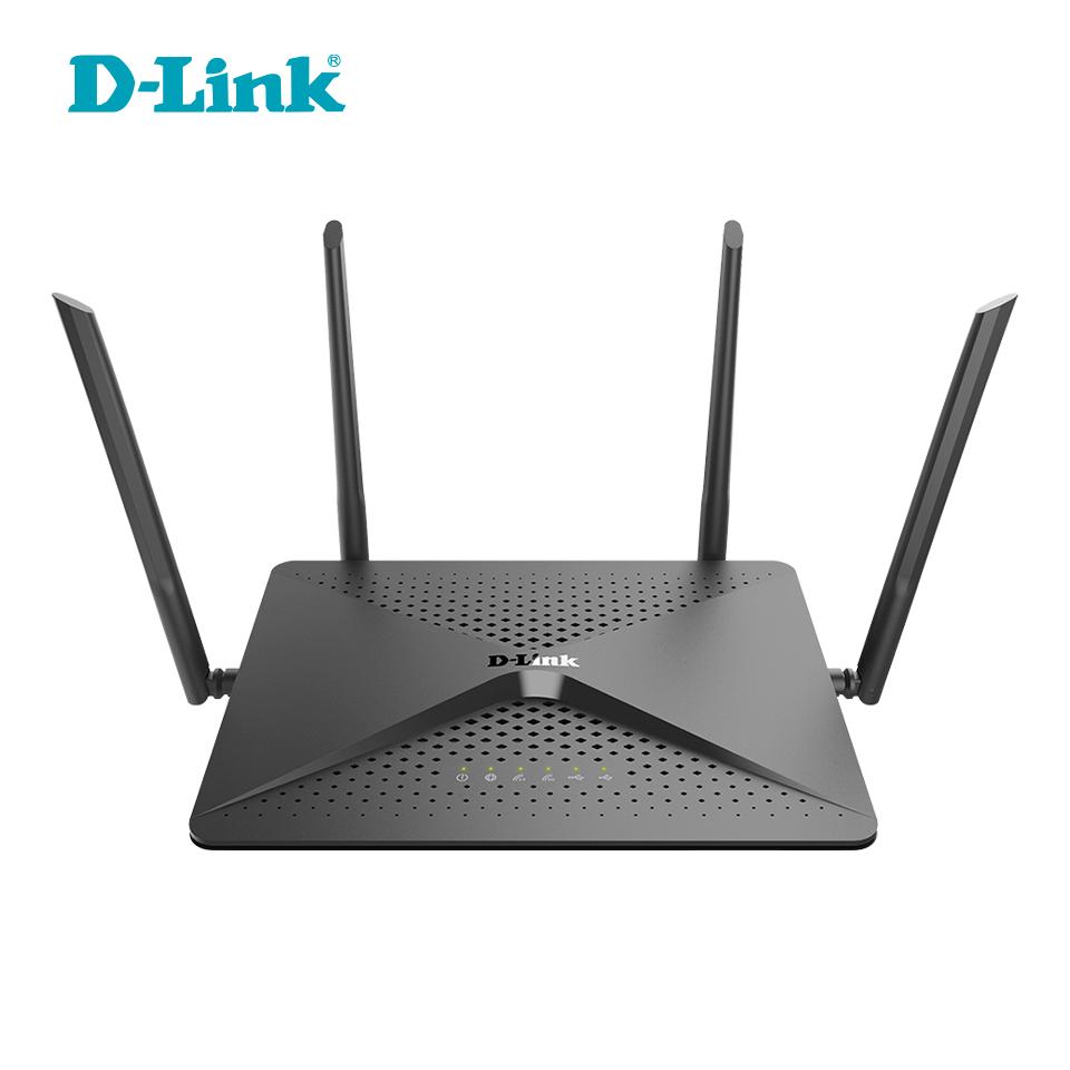 D-Link友訊 AC2600 MU-MIMOt無線路由器