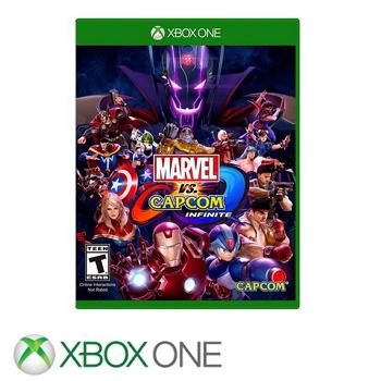 XBOX ONE 漫威英雄大戰卡普空:無限  Marvel vs. Capcom: Infinite-亞中版