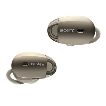 【福利品】SONY WF-1000X真無線降噪入耳式耳機-香檳金