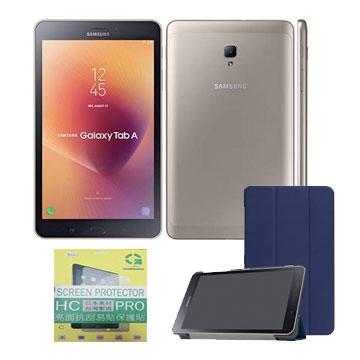【LTE款】SAMSUNG Galaxy Tab A 8.0(2017) 16G 平板電腦-金色 SM-T385金