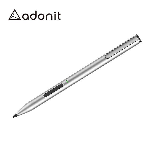 Adonit INK 微軟專用感壓式觸控筆(銀)