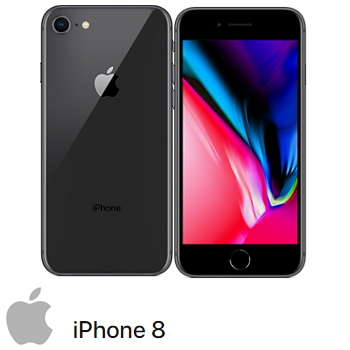 【展示品】iPhone 8 64GB 太空灰