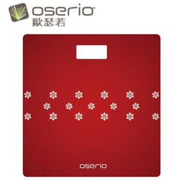 【福利品】oserio數位體重計