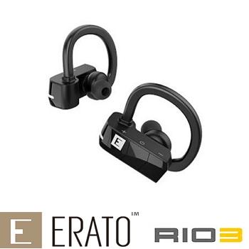 【拆封品】ERATO RIO 3 真無線立體聲藍牙耳機-金剛黑