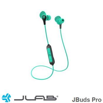 JLab JBuds Pro藍牙運動耳機-青