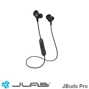 JLab JBuds Pro藍牙運動耳機-黑