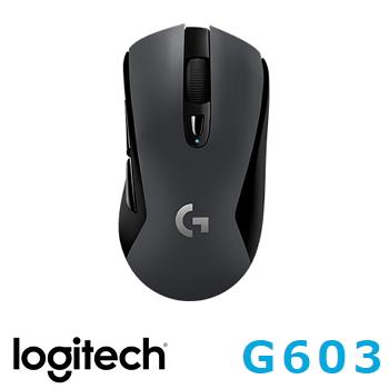 羅技 Logitech G603 LIGHTSPEED 無線遊戲滑鼠