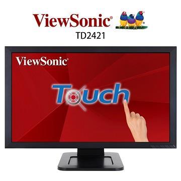 【24型】ViewSonic Full HD兩點光學觸控顯示器