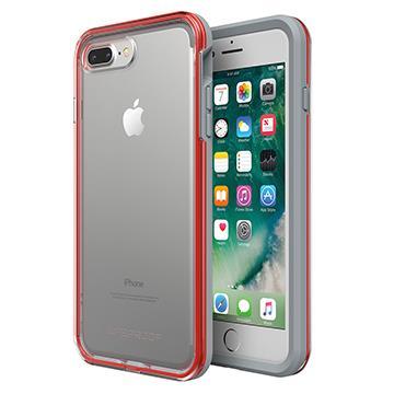 【iPhone 8 Plus / 7 Plus】LifeProof 防摔殼 SLAM - 灰橙 77-57420