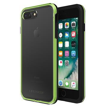 【iPhone 8 Plus / 7 Plus】LifeProof 防摔殼 SLAM - 黑綠