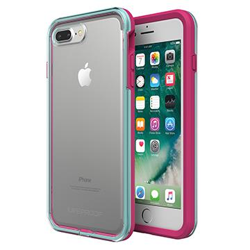 【iPhone 8 Plus / 7 Plus】LifeProof 防摔殼 SLAM - 桃青
