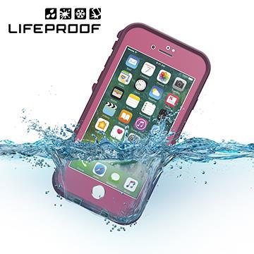 【iPhone 7】LifeProof 全方位保護殼 - Fre紫