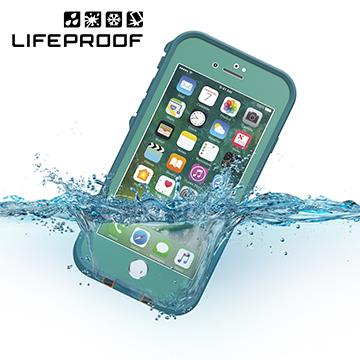 【iPhone 7 Plus】LifeProof 全方位保護殼 - Fre淺綠