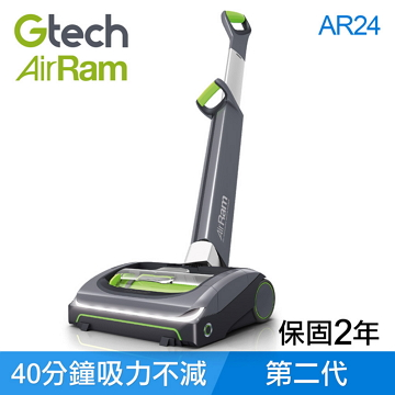 英國 Gtech AirRam第二代長效無線吸塵器 ATF24
